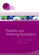 Cover of Flexibility and Widening Participation