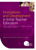 Cover of Innovations and Development in Initial Teacher Education