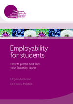 Cover of Employability for Students - How to get the best from your Education course