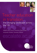 Cover of Teacher Education in transition: the changing landscape across the UK