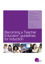 Cover of Becoming a Teacher Educator: guidelines for induction 2nd edition