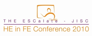 HE in FE Conference 2010 Logo