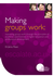 Making groups work: improving group work through the principles of academic assertiveness in higher education and professional development